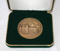 Prix - MEDAL OF THE 350th ANNIVERSARY CELEBRATION OF MONTREAL